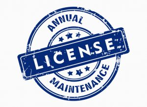 Annual License Maintenance