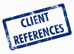 Client References