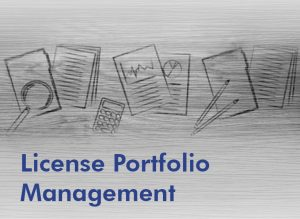 License Portfolio Management