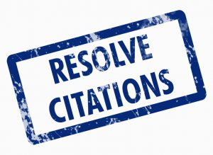 Resolve Citations