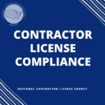 Contractor License Compliance